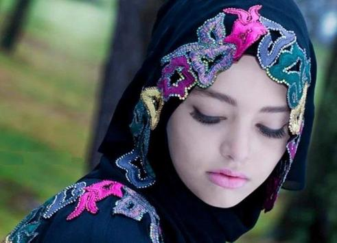 Muslim Girls HD Wallpapers Apk Screenshot