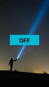 Supersonic Flashlight(LED torch) screenshot 4