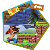 The Jungle Crash Adventure icon