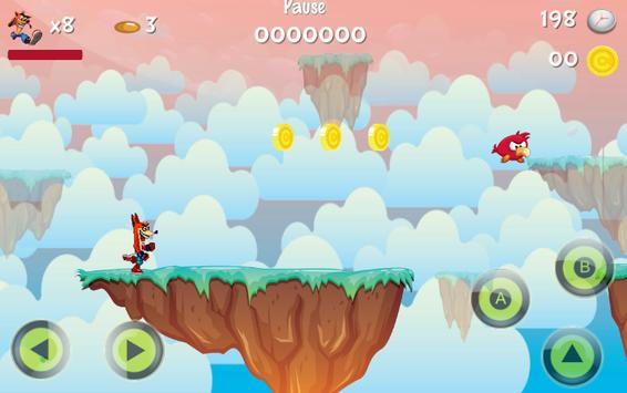The Jungle Crash Adventure apk screenshot