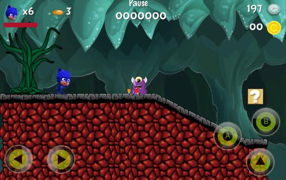 Ninja Masks World Adventure apk screenshot