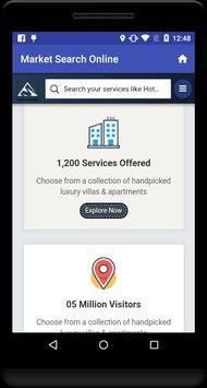 Market Search Online screenshot 2