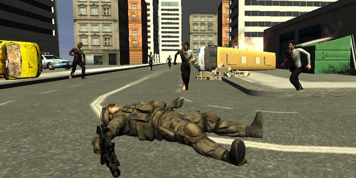 Zombie Sniper Alpha Strike Six screenshot 10