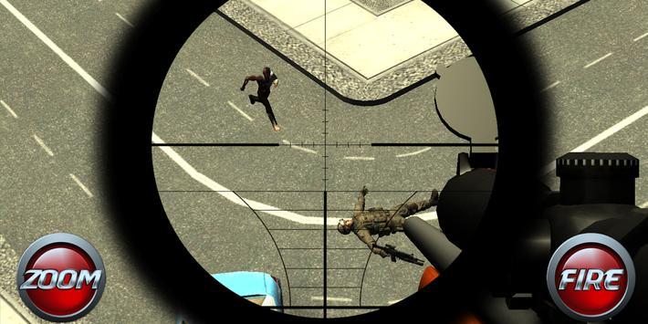 Zombie Sniper Alpha Strike Six screenshot 9