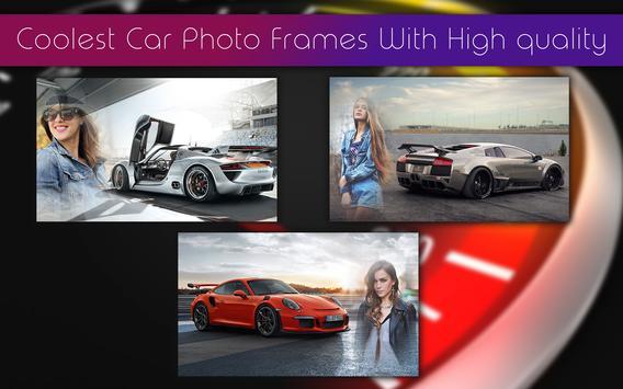 Car Photo Frames apk screenshot