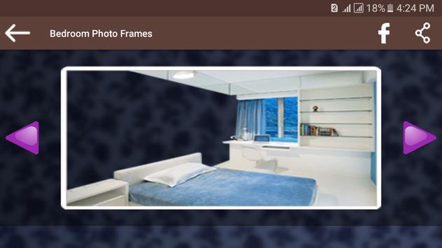 Bedroom Photo Frames poster