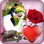 Marriage Anniversary Pic Frame icon