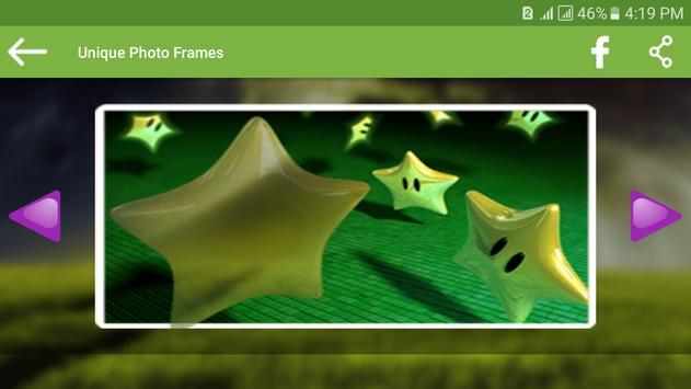 Unique Photo Frames apk screenshot