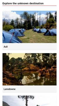 Camp Adda screenshot 3