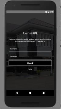 Alumni RPL SMKN 1 Purwokerto poster