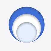 Double Exposure Photo Editor icon