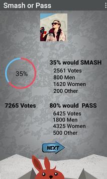 Smash or Pass apk screenshot