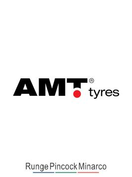 AMT tyres Mobile poster