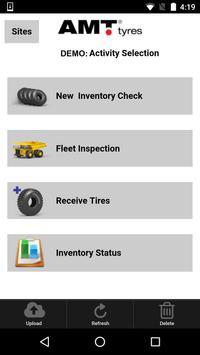 AMT tyres Mobile screenshot 1