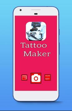 Tattoo Maker Pro poster