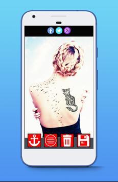 Tattoo Maker Pro screenshot 1