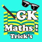 GK & Maths in English Tricks icon