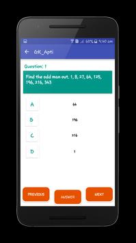 GK & Maths in English Tricks apk screenshot