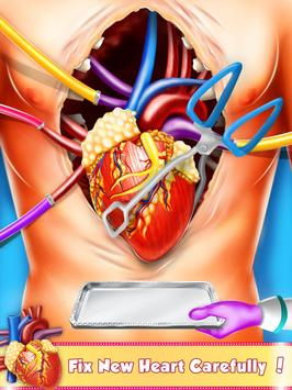 Open Heart Surgery: Er Emergency Doctor Games apk screenshot