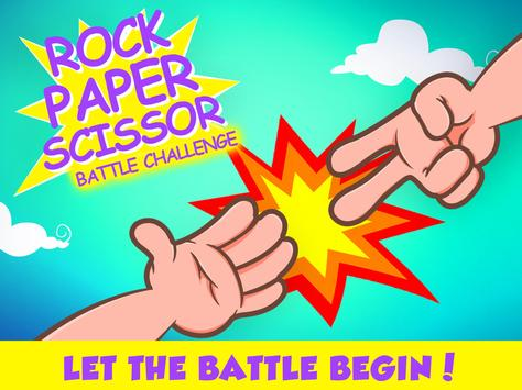 Rock Paper Scissor Battle Challenge screenshot 4