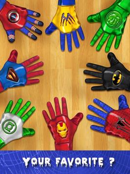 How to Make And Play Spider Hand poster