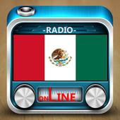 Mexico Radio Clave Musical icon