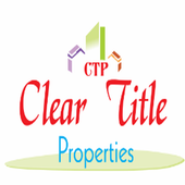 Clear title properties icon