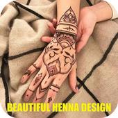 Beautiful Henna Design icon