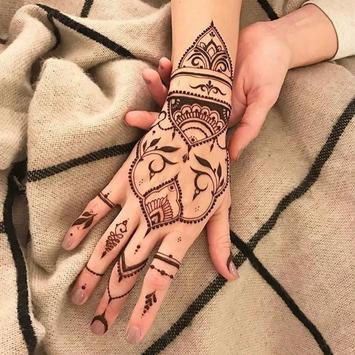 Beautiful Henna Design screenshot 1