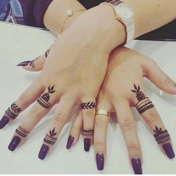 Beautiful Henna Design screenshot 5