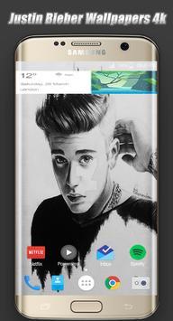 Justin Bieber Wallpapers 4k screenshot 1