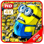 Minion HD Wallpaper icon