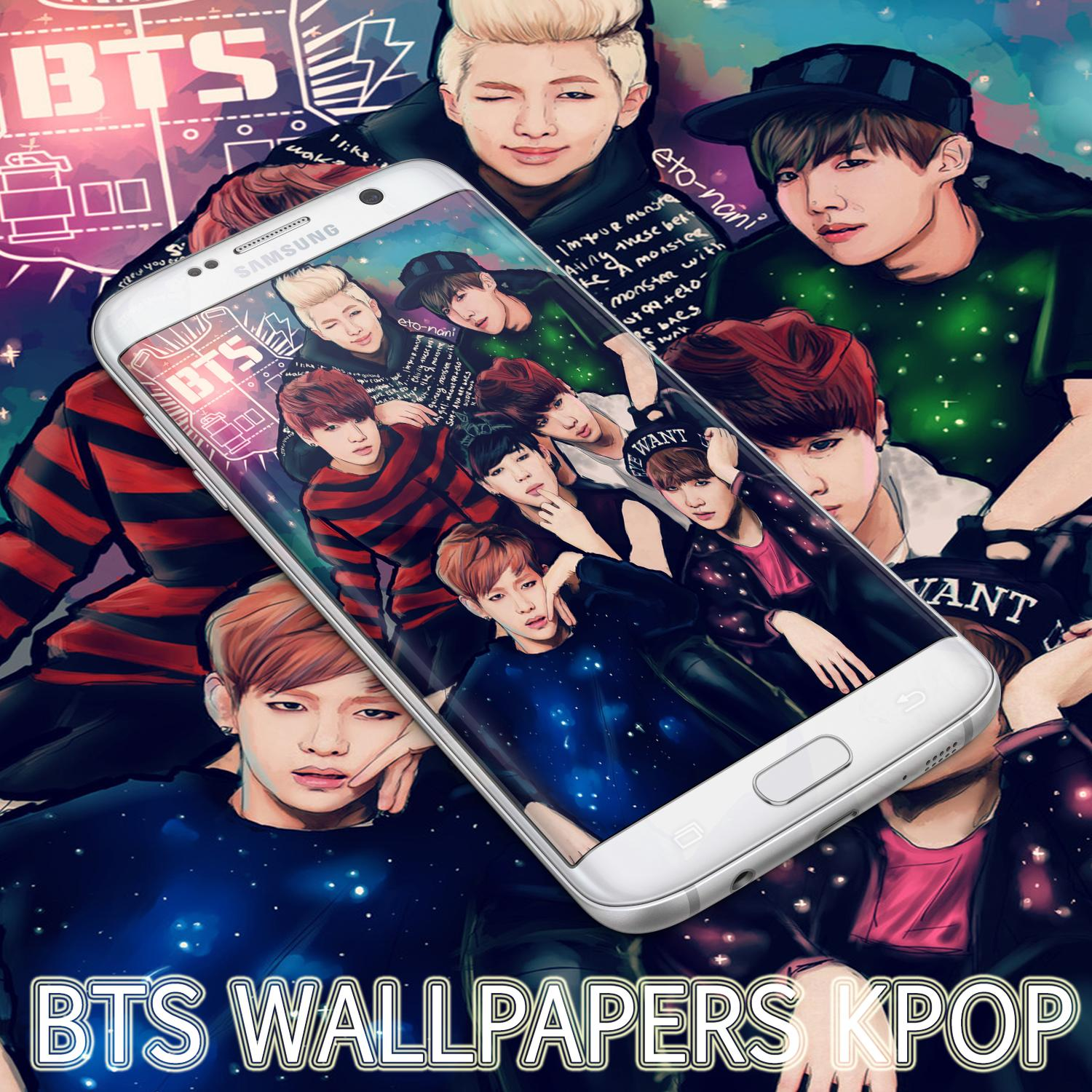 Bts Wallpapers Kpop Ultra Hd 2018 For Android Apk Download