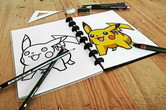 learn to draw pokemon Easy screenshot 3