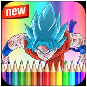 How To Color Dragon DB Super icon