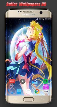 sailor moon wallpapers 4k poster
