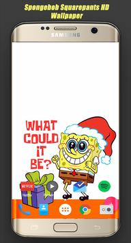 Spongecub Wallpapers HD screenshot 1