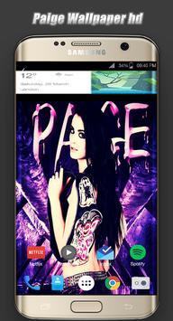 Paige Wallpaper wwe HD screenshot 5