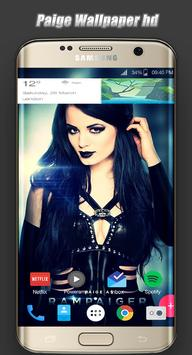 Paige Wallpaper wwe HD screenshot 1