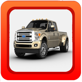 Offroad Truck Parking Game 3D icon