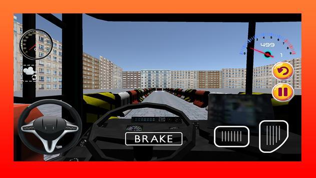 Bus Parking Simulator Game 3D apk screenshot
