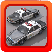 Police Car Driving Simulator icon