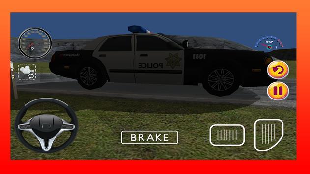 Police Car Driving Simulator apk screenshot