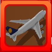 Police Car Plane Transporter icon