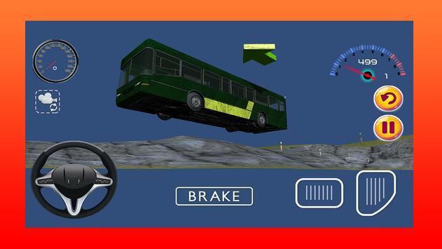School Bus Driving Simulator screenshot 8
