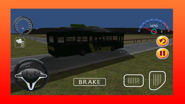 School Bus Driving Simulator screenshot 1