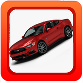Snow Sports Car Driving Game icon