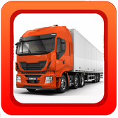 Snow Truck Driving Game 3D icon