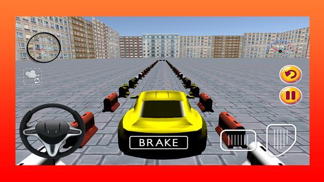 Sport Car Parking Simulator poster