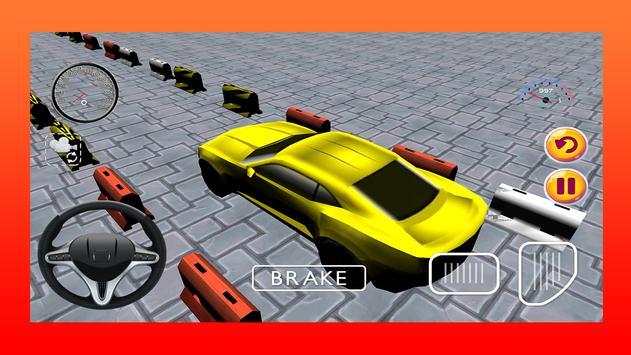 Sport Car Parking Simulator apk screenshot